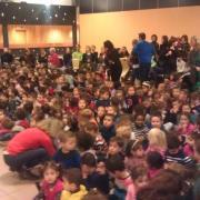 L'installation des enfants demande de l'organisation !