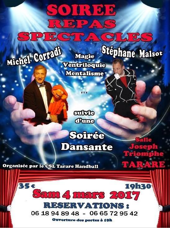 Affiche finale soiree hand 2017